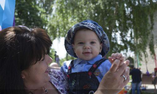 «Луганский мясокомбинат» поздравил детей с Международным днем защиты детей