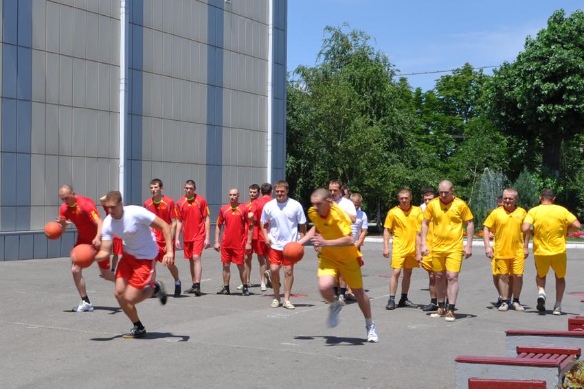 ОДО Луганский мясокомбинат отпраздновал День молодежи!