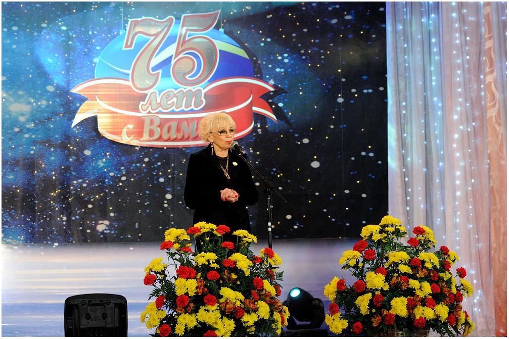 Луганский мясокомбинат торжественно отметил 75-летний юбилей!