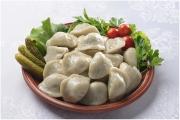 Варенички с картофелем и грибами