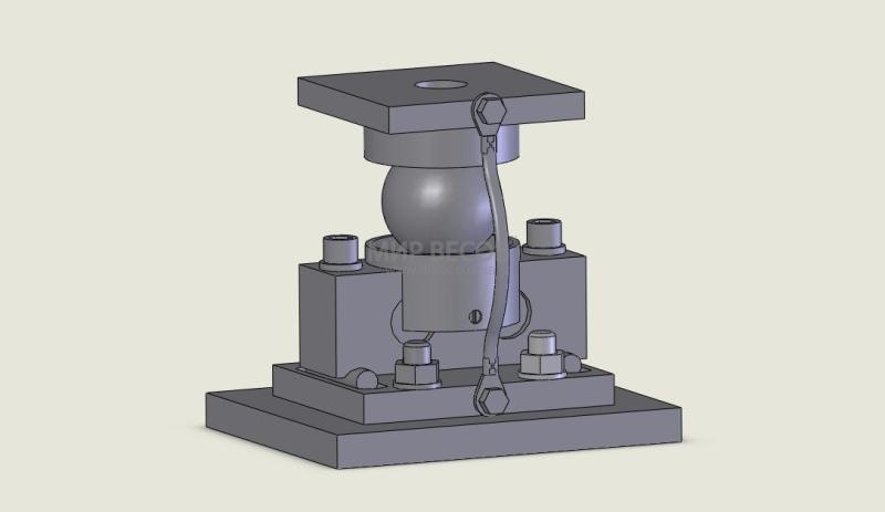 Узел встроики для датчика HM9A (производство Украина)