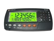Суммирующий весовой индикатор R420-K481