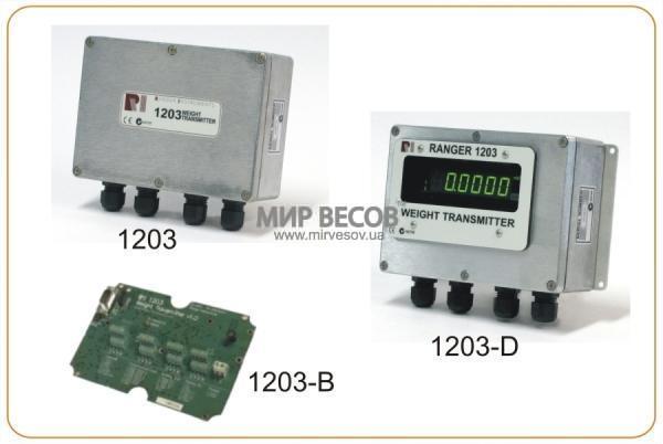 Весодозирующий контроллер WT1203