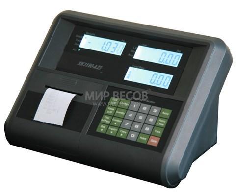 Весовой терминал А23Р с чекопечатью и функцией расчета цены
