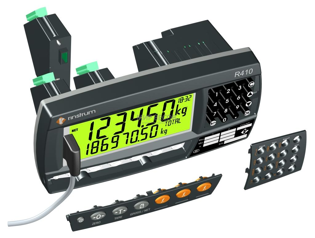 Весодозирующий контроллер R420-k411