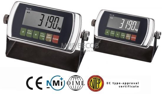 Весовой индикатор Т8 (ПРЕМИУМ КЛАСС)