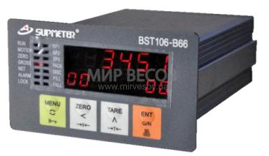 Весодозирующий контроллер BST106-B66