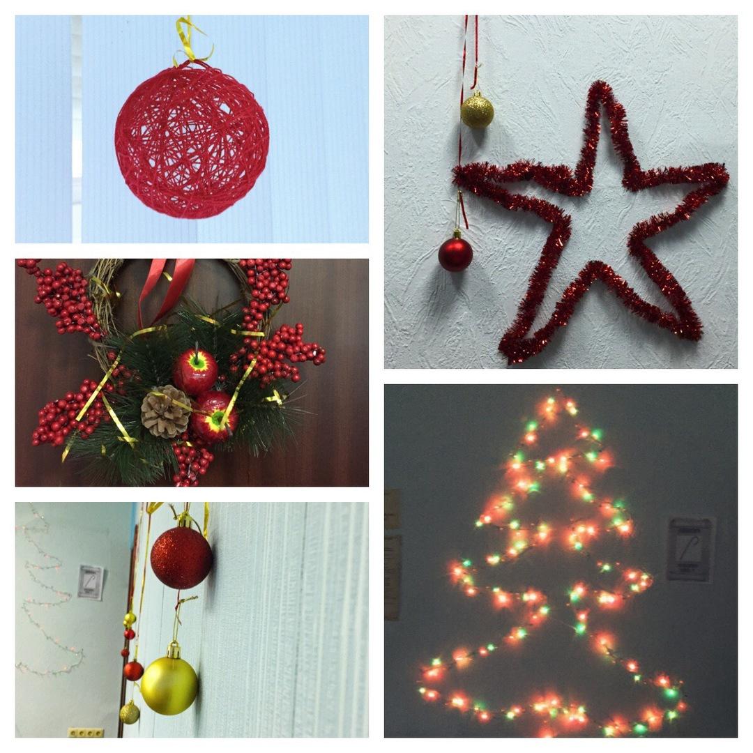 ГК «Мир Весов» окунулась в атмосферу новогоднего праздника!