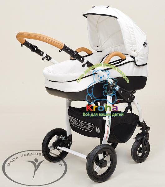 Детская коляска DPG Carino 3 в 1 и 2 в 1 в продаже в детском интернет-магазине Kroha.ua (магазине Кроха Ильича 79/81)!