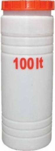 Ёмкость вертикальная круглая Полидон VR 100L (пр-во Украина)