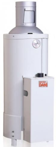 Газовый котел Дани Comfort D 11,5 кВт (пр-во Украина)