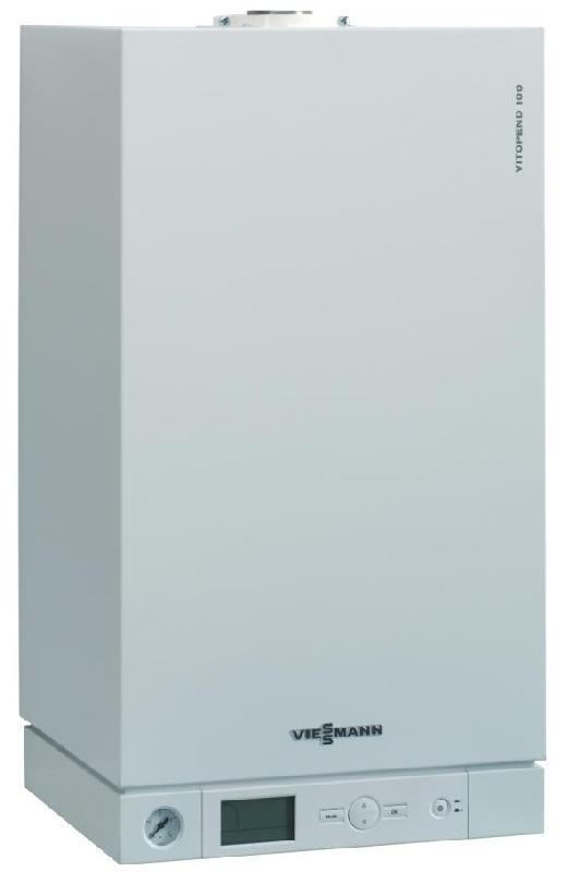 Газовый котёл Viessmann Vitopend 100 WH1D 24 кВт atmo