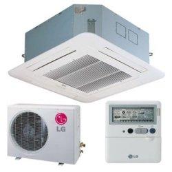 Кассетный кондиционер инверторный LG UT12W