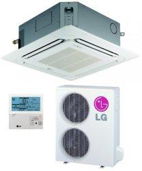Кассетный кондиционер инверторный LG UT36W