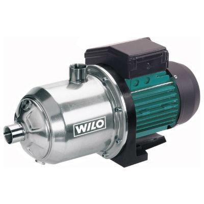 Насос самовсасывающий Wilo MultiPress MP 604-EM