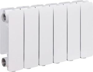 Радиатор алюминиевый RODA GSR42 200/80 (пр-во Германия & КНР)