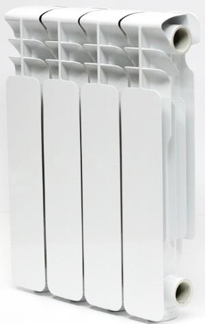 Радиатор алюминиевый RODA GSR47 350/80 (пр-во Германия & КНР)