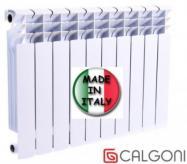 Радиатор алюминиевый CALGONI ALPHA PRO 500/100 (пр-во Италия)