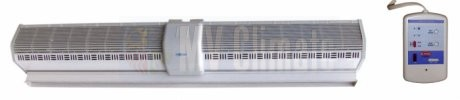 Тепловая завеса NeoClima Intellect E 24