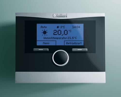 Автоматический регулятор отопления calorMATIC 470