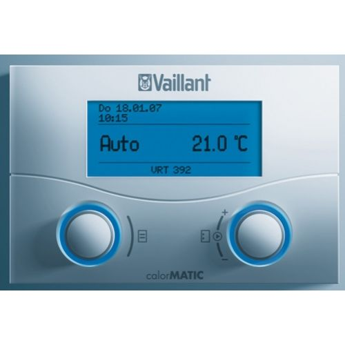 Комнатный регулятор отопления calorMATIC 370