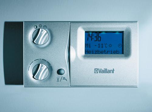Комнатный регулятор отопления VRC 410 S