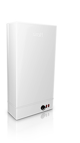 Проточный водонагреватель ТИТАН 15 кВт 380В