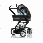 Универсальная коляска 2 в 1 ABC Design 3 Tec (AquaDark-brown)