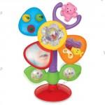 Погремушка для малышей «ЦВЕТОК» (со звуком)