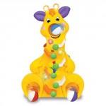 Яркая игрушка «ВЕСЕЛЫЙ ЖИРАФИК» (со светом и звуком)