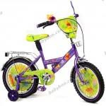 Велосипед детский 2-колесный - ВИННИ-ПУХ 12