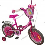 Велосипед детский 2-колесный - ПРИНЦЕССЫ 12