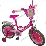 Велосипед детский 2-колесный - ПРИНЦЕССЫ 14