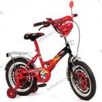 Велосипед детский 2-колесный - ТАЧКИ 16