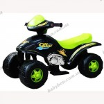 Квадроцикл - HOT SHOT (зеленый)