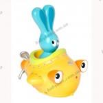 Озвученная игрушка для игр в ванной «БАНИ КАПИТАН» (русский язык)