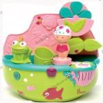 Интерактивная игрушка для игр в ванной «ФОНТАН ПРИНЦЕССЫ»