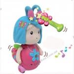 Озвученная интерактивная игрушка «ТАНЦУЮЩАЯ ПОДРУЖКА МИМИ» (русский язык)