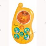 Озвученная интерактивная игрушка «ТЕЛЕФОН БАНИ» (русский язык)