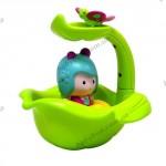 Интерактивная игрушка для игр в ванной «МИМИ И ВОЛШЕБНАЯ ЛОДКА»