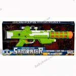 Водный пистолет - КОСМОС, со светом и звуком (моторизованный, 4 выстрела в сек.)