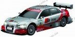 Автомобиль радиоуправляемый - AUDI A4 DTM (серебристый, 128)