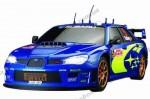 Автомобиль радиоуправляемый - SUBARU IMPREZA WRC (синий, 1 28)