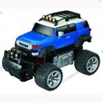 Автомобиль радиоуправляемый - TOYOTA FJ CRUISER (синий, 1 28)