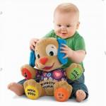 """Интерактивная игрушка """"Ученый щенок"""" (рус.англ) Fisher-Price"""