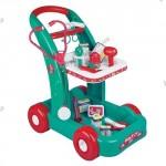 Игровой набор «Тележка скорой помощи» (в наборе 16 аксессуаров)