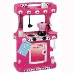 Игровой набор для юной хозяйки «Кухня Биалетти Мукка Экспресс» (в наборе 12 аксессуаров)