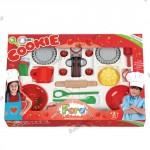 Набор посуды для юной хозяюшки «КОНДИТЕР» (в наборе 15 предметов)