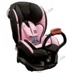 Детское автокресло BeSafe iZi Kid X1 (Черный с розовым)