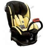 Детское автокресло BeSafe iZi Kid X1 (Черный с желтым)